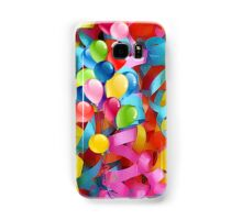 Gift Wrap Colors Samsung Galaxy Case/Skin
