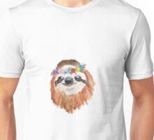 Soft Grunge Sloth Unisex T-Shirt