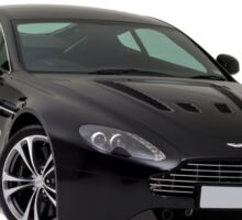 Aston Martin V12 Sticker