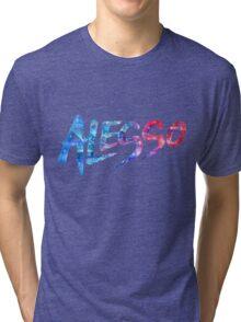ALESSO LOGO Tri-blend T-Shirt