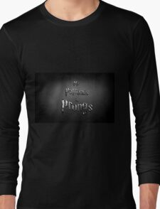 My Patronus is Prongs Long Sleeve T-Shirt