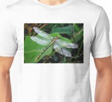Phyllogomphoides stigmatus -  (Four-striped Leaftail) Unisex T-Shirt