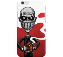 The Floating Gentlemen iPhone Case/Skin