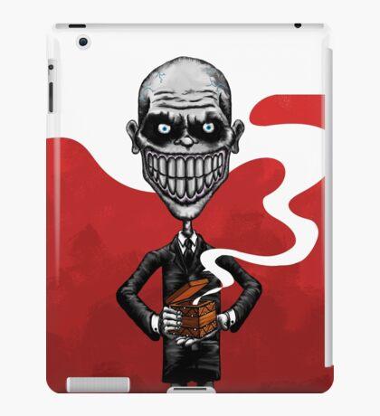 The Floating Gentlemen iPad Case/Skin