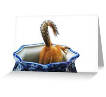 Bottoms Up!  #2 Greeting Card