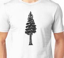 Lone Giant Sequoia  Unisex T-Shirt