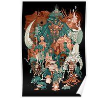 Dark Souls Gang Poster