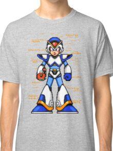 Rock Man X Classic T-Shirt