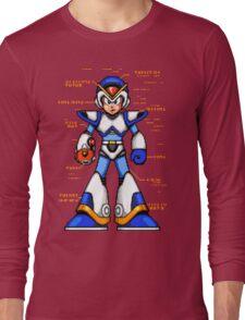Rock Man X Long Sleeve T-Shirt