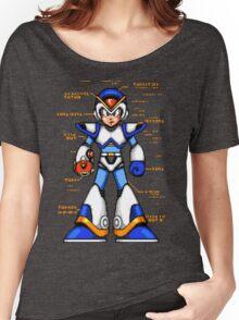Rock Man X Women's Relaxed Fit T-Shirt