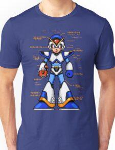 Rock Man X Unisex T-Shirt