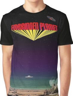 Forbidden Planet Graphic T-Shirt