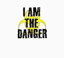 I Am The Danger Breaking Bad Quote Walter White Heisenberg Unisex T-Shirt