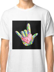 ASL - I HEART YOU! Classic T-Shirt