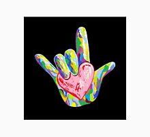 ASL - I HEART YOU! Unisex T-Shirt