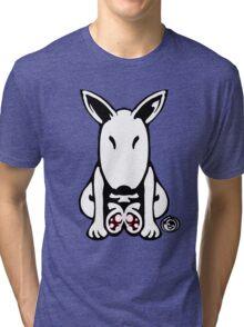 English Bull Terrier Tee  Tri-blend T-Shirt