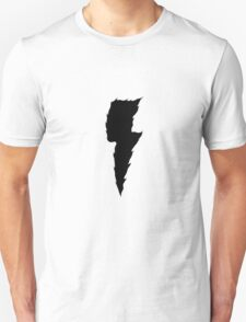 Thunder (black) Unisex T-Shirt
