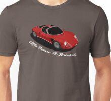 Alfa Romeo 33 Stradale Unisex T-Shirt