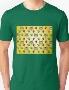 Cat Vector Unisex T-Shirt