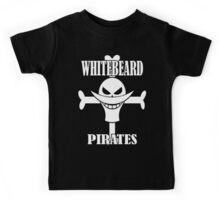 Whitebeard pirates Kids Tee