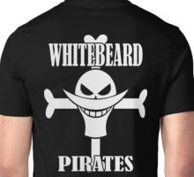 Whitebeard pirates Unisex T-Shirt