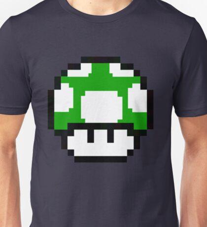 Retro super mario mushroom Unisex T-Shirt