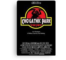 Cho'Gathic Park Parody Canvas Print