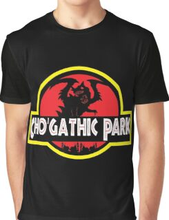 Cho'Gathic Park Parody Graphic T-Shirt