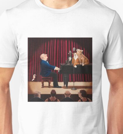 Marcelo's Marvellous Musical Menagerie Unisex T-Shirt