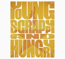 Young Scrappy and Hungry One Piece - Long Sleeve