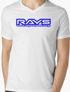 Rays Mens V-Neck T-Shirt
