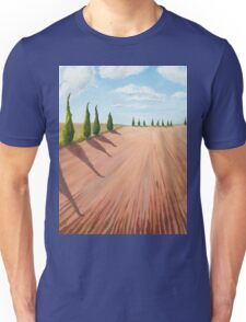 Cypress Trees Unisex T-Shirt