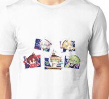 Amnesia chibi Unisex T-Shirt