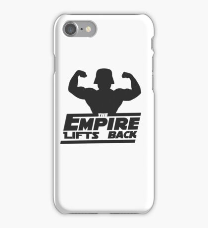 Star Wars - The Empire Lifts Back iPhone Case/Skin