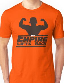 Star Wars - The Empire Lifts Back Unisex T-Shirt
