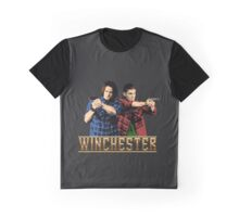 The Winchester Bro's Graphic T-Shirt