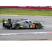 Bykolles Racing Team No 4 Photographic Print
