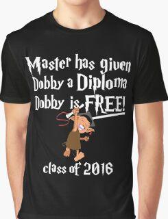 Dobby Graduation 2016 Graphic T-Shirt
