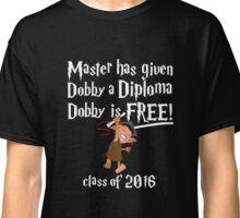 Dobby Graduation 2016 Classic T-Shirt