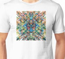 Bold Pattern Art - Color Fusion Design 8 By Sharon Cummings Unisex T-Shirt