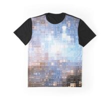 Quilt of Stars Graphic T-Shirt