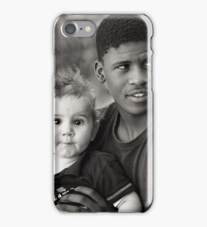 John and Levi, best brothers forever.  iPhone Case/Skin