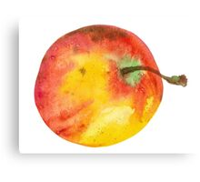 Daily apple Canvas Print