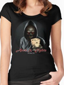 El Paso Aces & Eights Women's Fitted Scoop T-Shirt