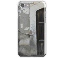 Broken Door in a Wall iPhone Case/Skin