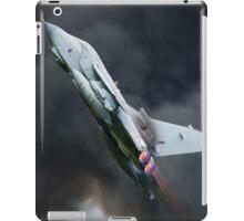 Tornado fighter jet full after burner iPad Case/Skin