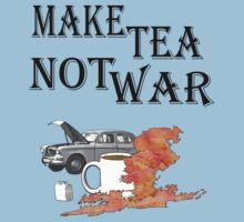 make tea not war 2 Kids Clothes