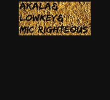 Akala & Lowkey & Mic Righteous UK music (T-shirt, Phone Case & more) Unisex T-Shirt