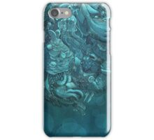Aquatic Life 2 iPhone Case/Skin