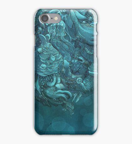 Aquatic Life 2 iPhone Case/Skin